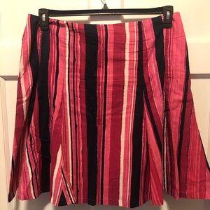 Plus size women's skirt